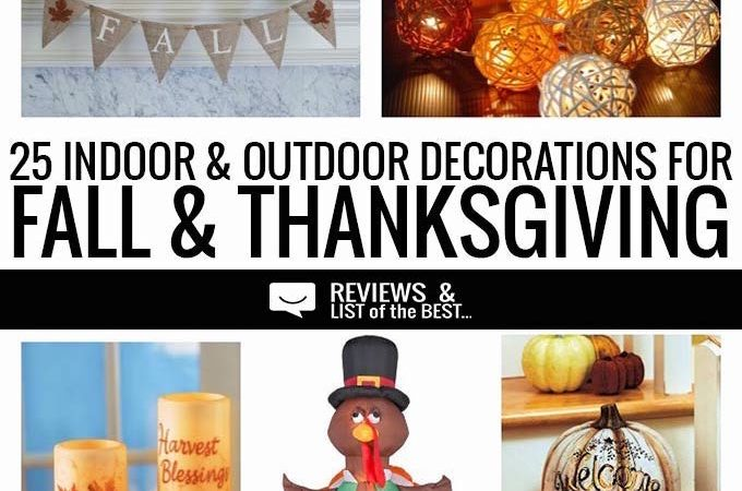 Thanksgiving Decorations to bless your house with Thanks this Fall
