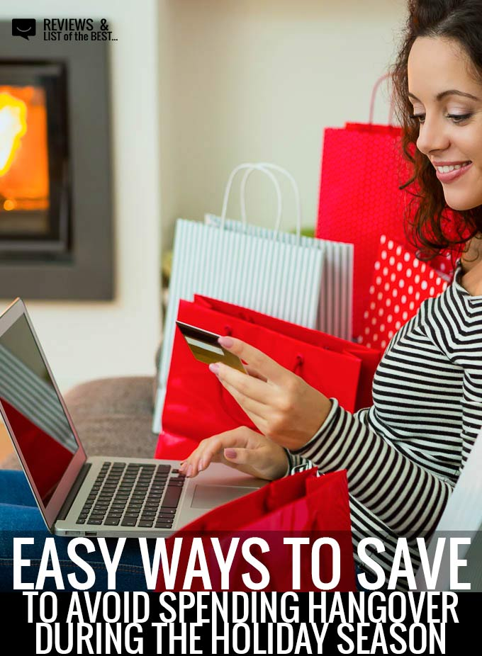 5 easy tricks to save money during the holidays on gifts, eating, and more.