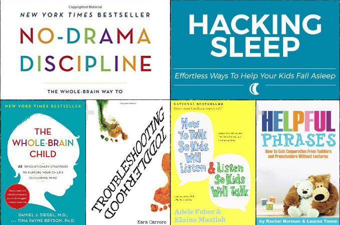 9 Parenting books to revolutionize the toddler and preschool years