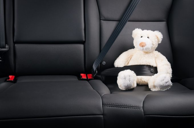 How to rent a car after flying when you have kids in car seats