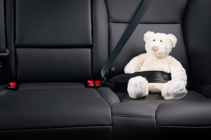 How to use uber when you need a car seat