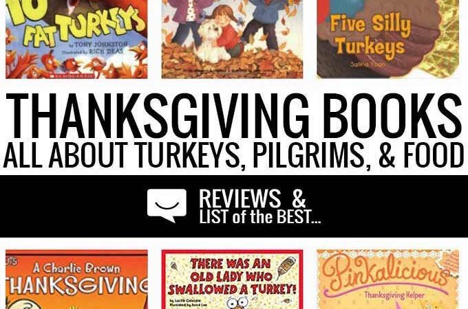 25 books your kids will gobble up this Thanksgiving