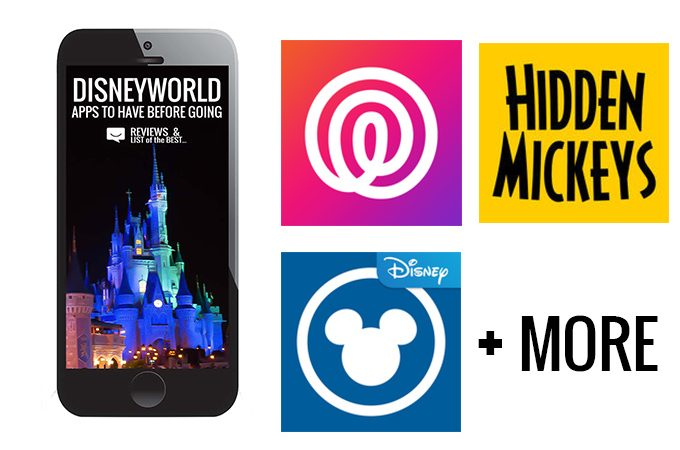 7+ Disney World apps to download before your next Orlando Vacation